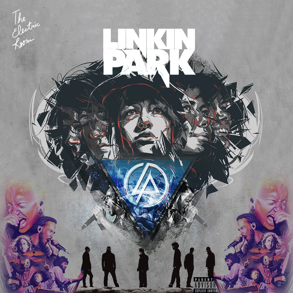 The Electric Room On Twitter Linkin Park S Debut Album