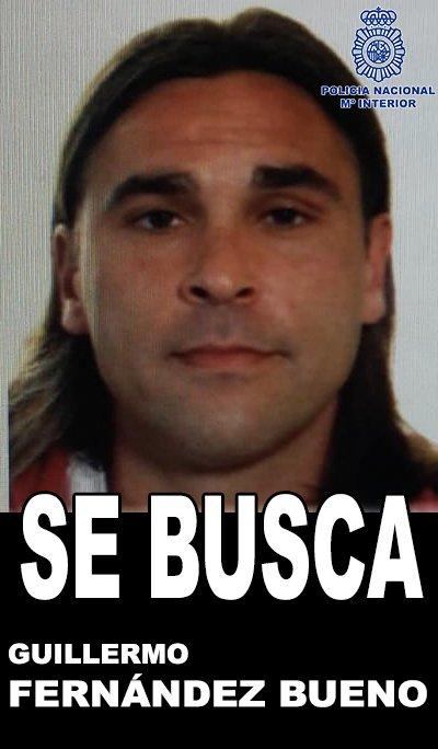 🚩URGENTE. POR FAVOR, MÁXIMA DIFUSIÓN Guillermo Fernández Bueno es un violador y asesino que se ha fugado de la cárcel de #Santoña (#Santander) en un permiso. Si le has visto o tienes algún dato: 📞091