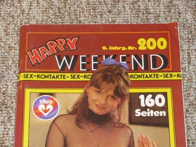 Weekend zeitschrift happy Happy Weekend