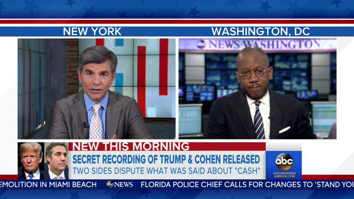 "Good Morning America on Twitter: ""FULL INTERVIEW: Michael Cohen's attor..."