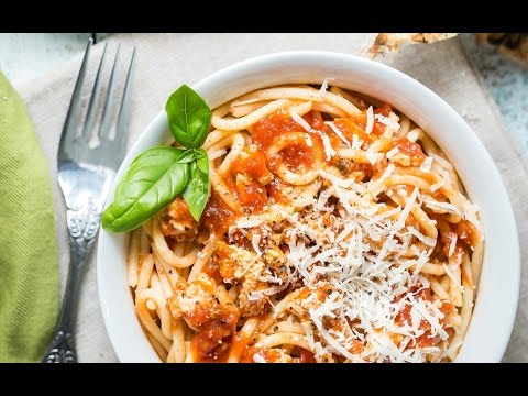 Crock Pot Spaghetti- Easy Dinner Recipes - Weelicious - Cooking View - https://t.co/SbVATR8xhW https://t.co/YSNziB5tL8