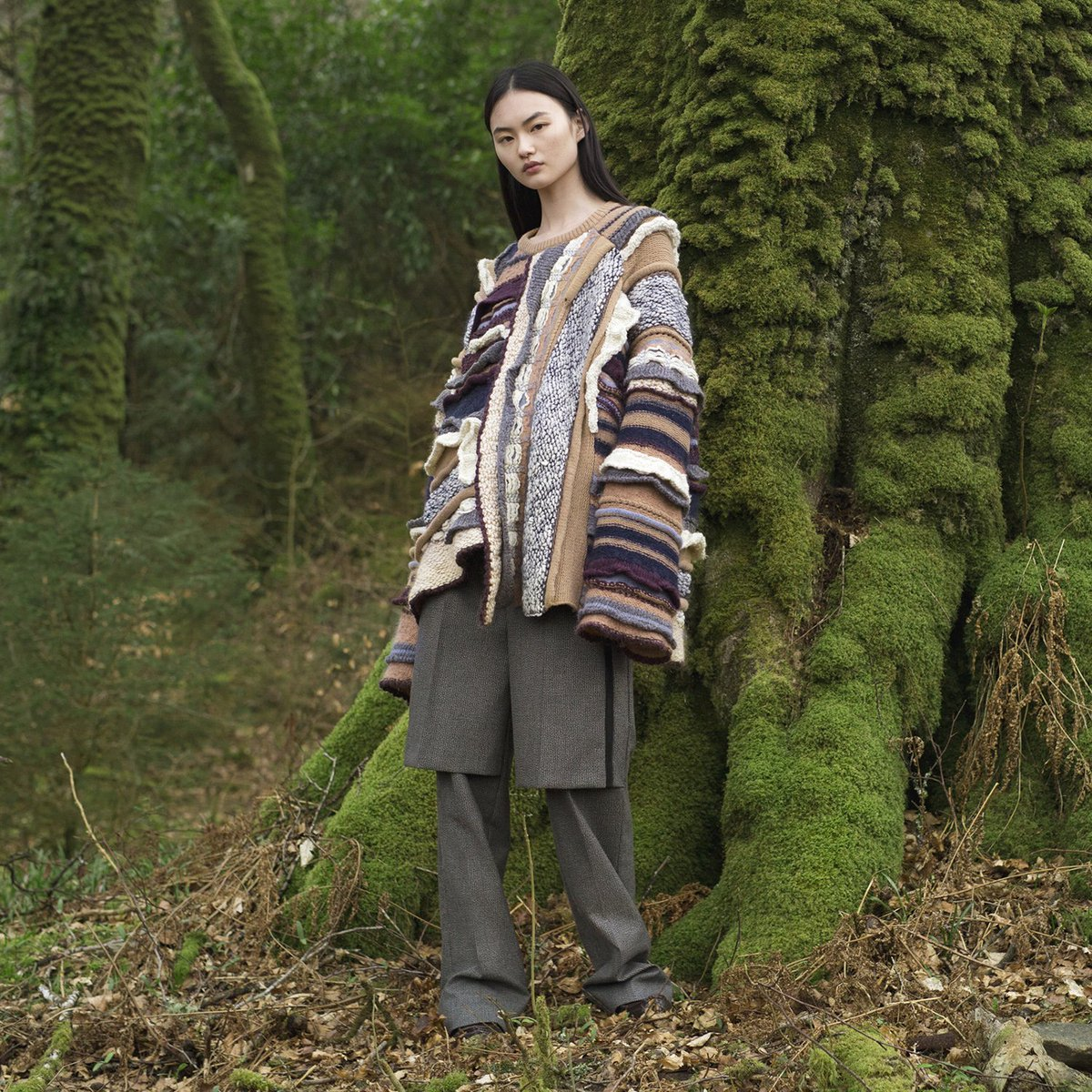 """Stella McCartney on Twitter: """"We really wanted the clothes to connect with  nature, one of the core messages at the heart of the Stella McCartney  brand...sustainability, fashion and luxury x Stella Winter"""