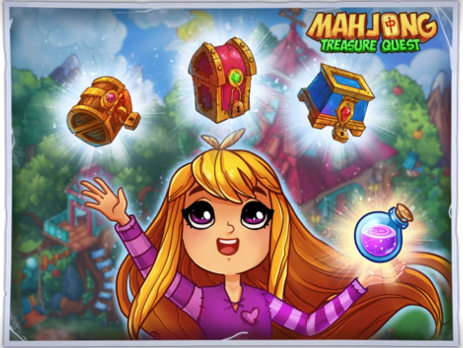 Mahjong Treasure Quest (@MTQ_Mahjong) | Twitter