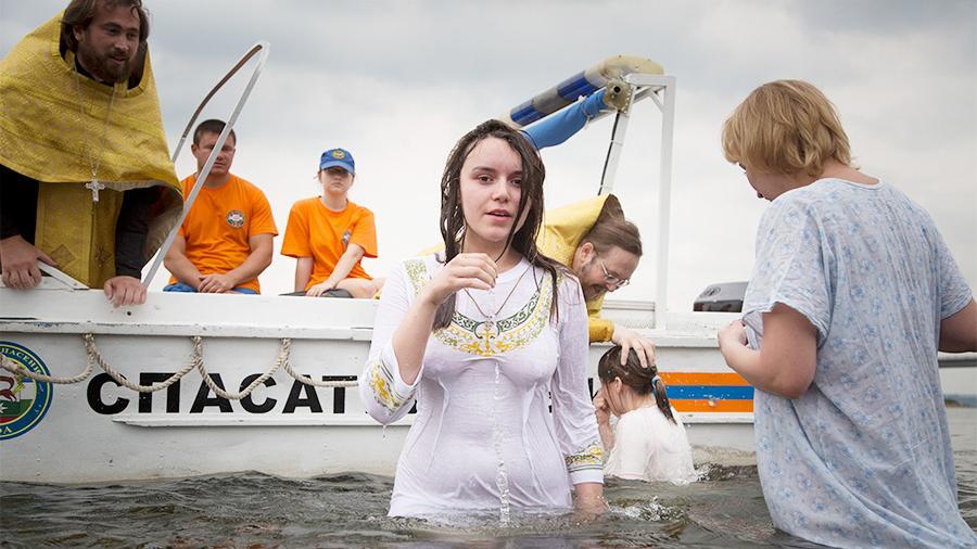 Приколы с крещением в картинках