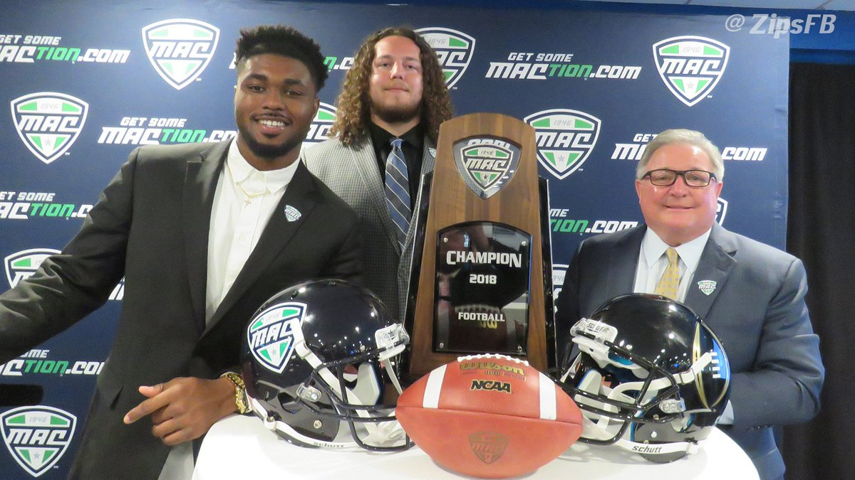 Image result for 5 things to know from MAC Football Media Day