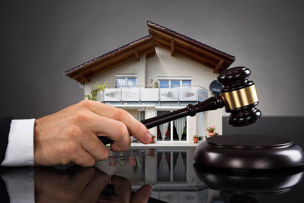 арест на недвижимое имущество