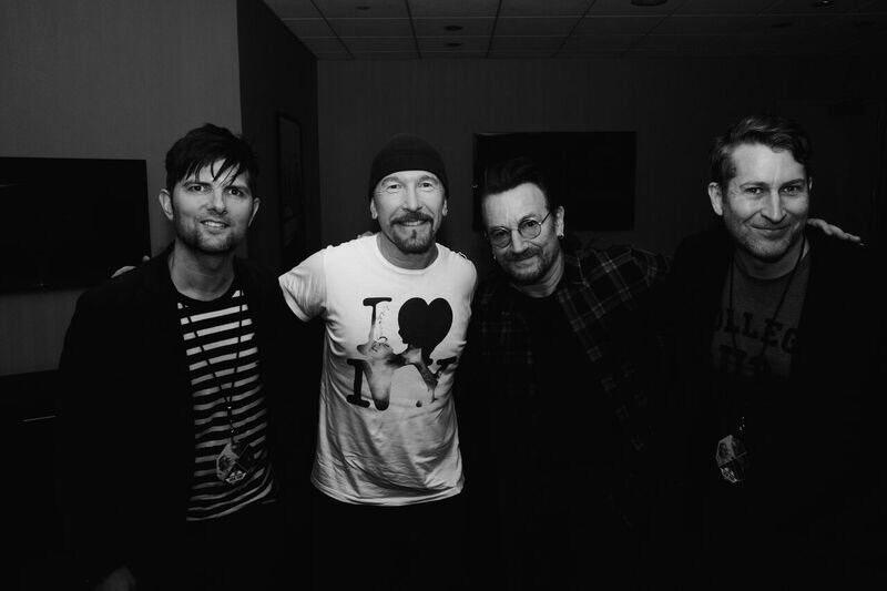 New ep of U TALKIN' U2 TO ME? wherein @ScottAukerman & I interview  the@U2mselves...again!  LISTEN: https://t.co/tT28zyZZaG