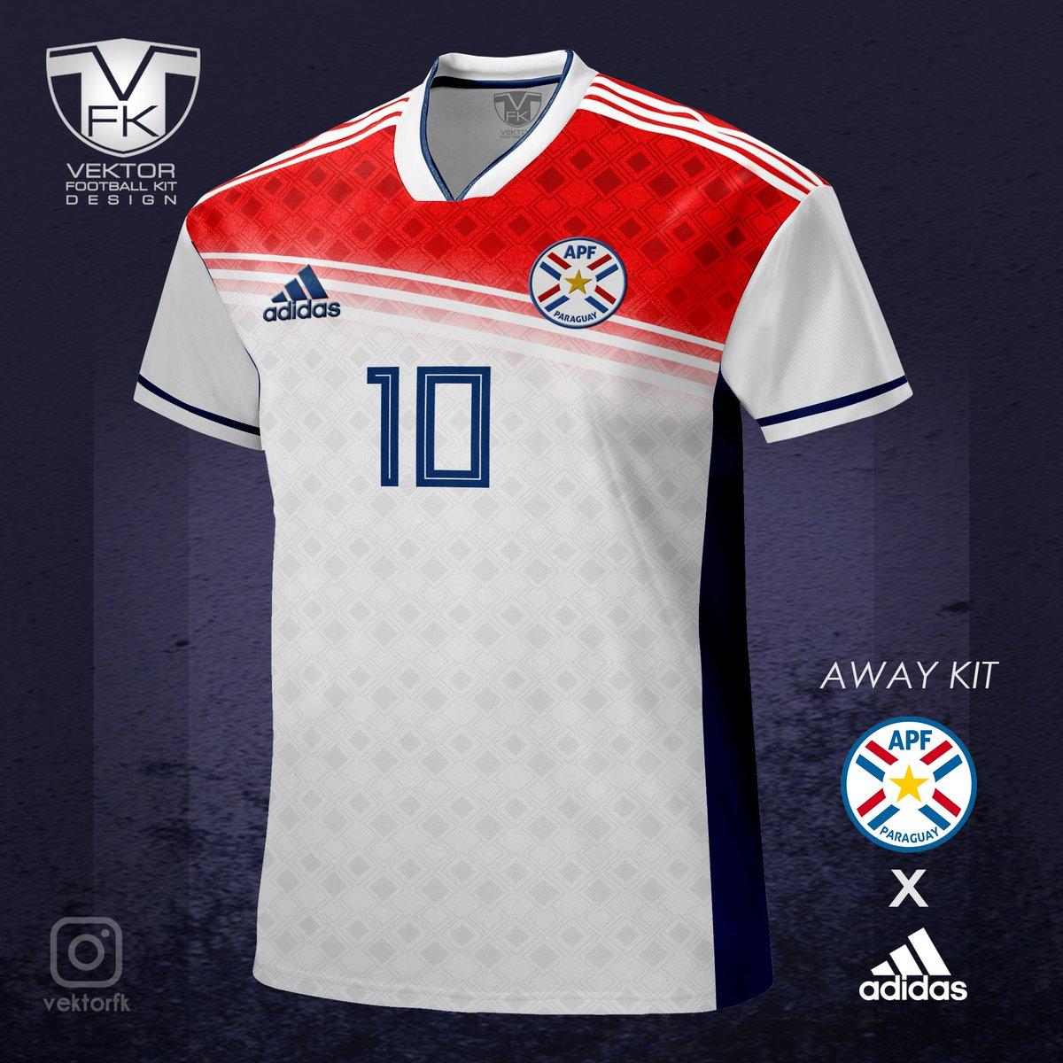 96b4b6a27 Vektor Football Kit 🇵🇾 on Twitter: