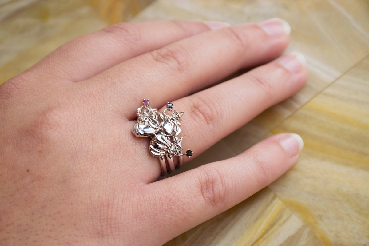 658de7895 NEW ARRIVALS—Ever After Jewelry Co. & Accessories just received 28 Disney  Enchanted designs you'll be sure to swoon over. Some of our favorites  include ...