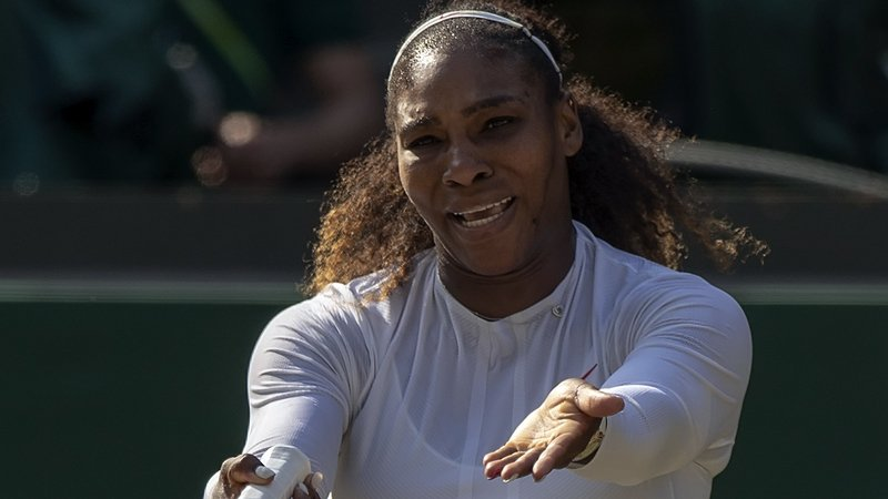 Serena Williams is claiming discrimination after being called to submit another 'random' drug test. Does she have a case? https://t.co/mHCgnh0cxr