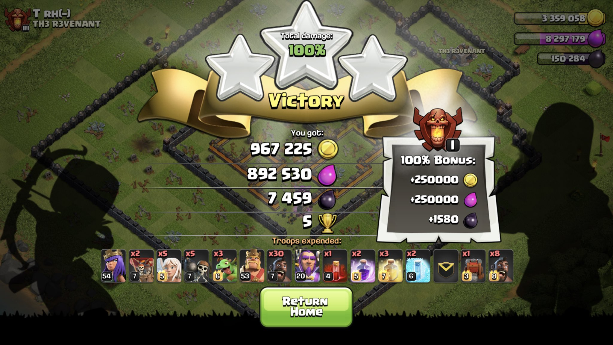 Clash Of Clans Clash With Green On Twitter Featured Loot