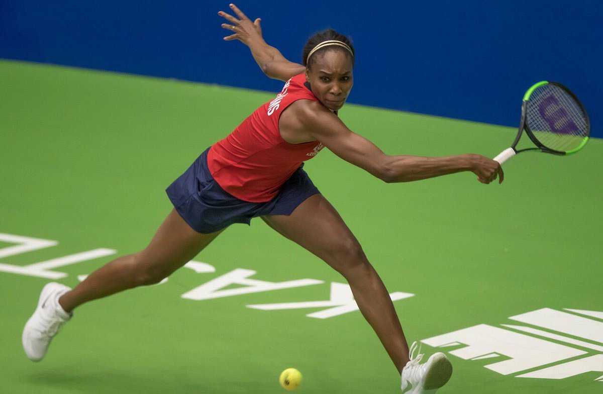 Hey Kastles fans! I am so excited to be back playing @worldteamtennis for the @WashKastles tonight and tomorrow night at Kastles Stadium at the Smith Center. I hope you come out to cheer me on and visit the special @elevenbyvenus pop-up shop! #refusetolose #elevenbyvenus