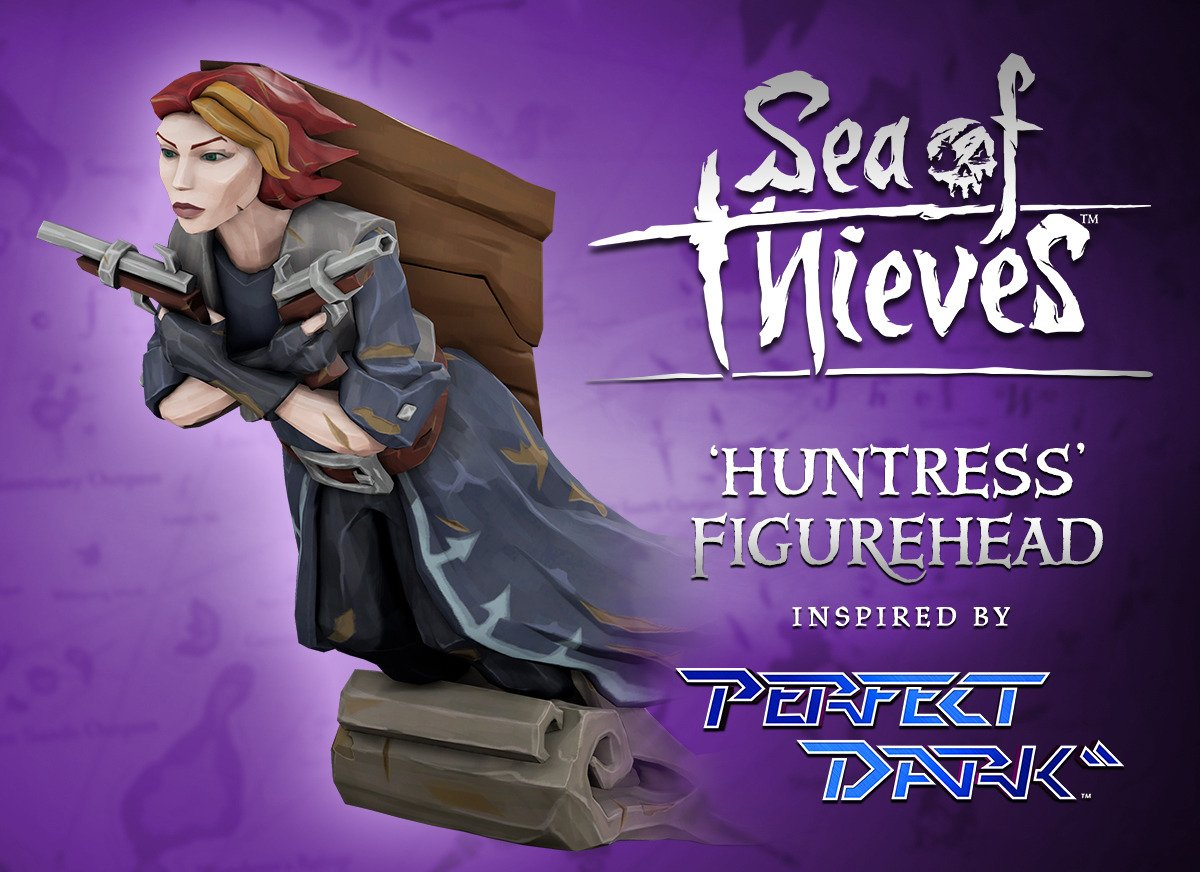 We heard you like the Huntress Figurehead, so for #WinWednesday we're giving away two of them while they are still time-exclusive! To enter, simply follow and retweet! We'll select 2 winners at 5pm BST tomorrow. Good luck!