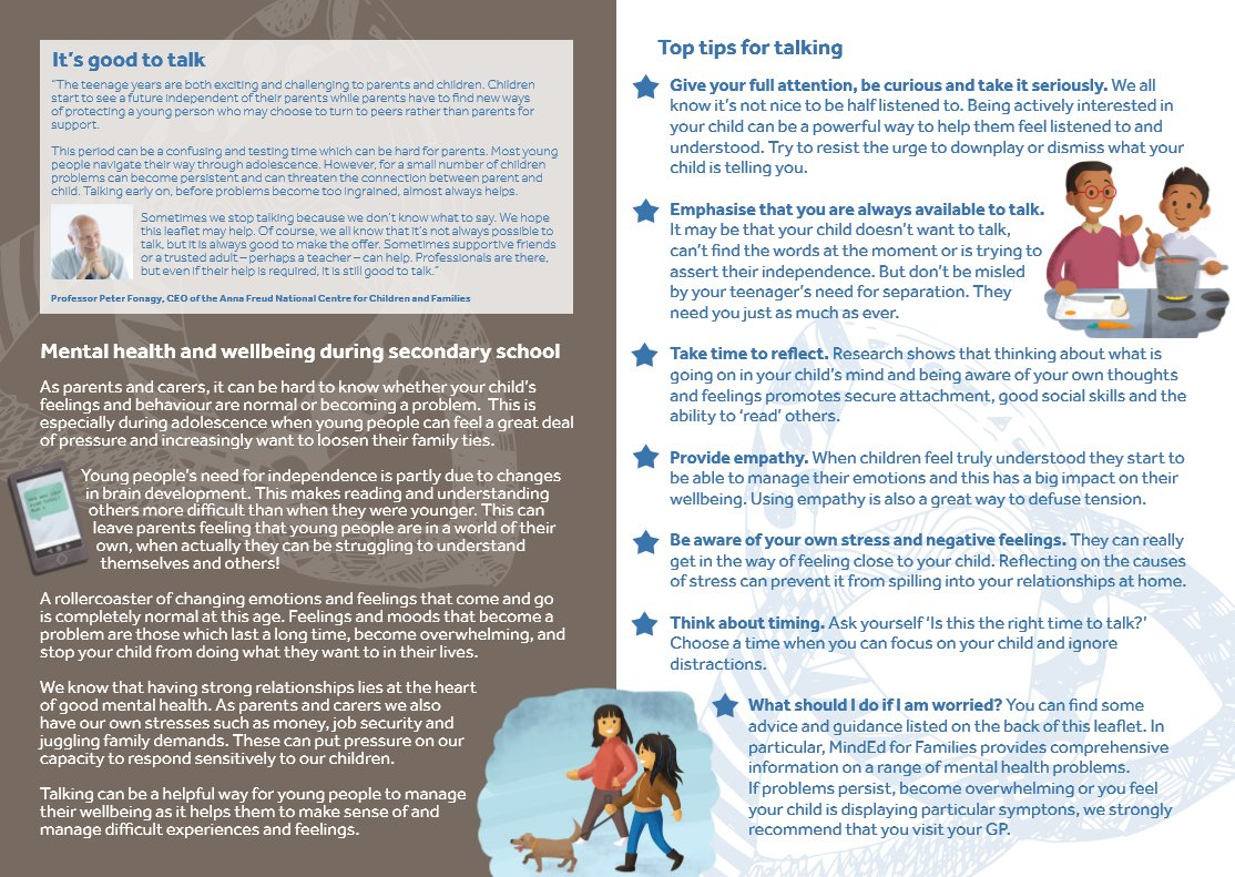 Choosing A Mental Health Professional For Your Child Child >> Anna Freud Nccf On Twitter This Is Our Leaflet On Advice
