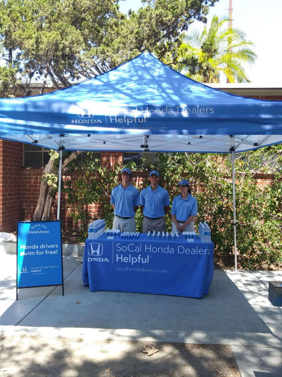 ... Los Angeles 90064) Until 5pm. Weu0027ll Even Help Honda Drivers With A Free  Towel! Whatu0027s More Helpful? Weu0027ll Have Free Ice Cream For Everyone At 4pm!