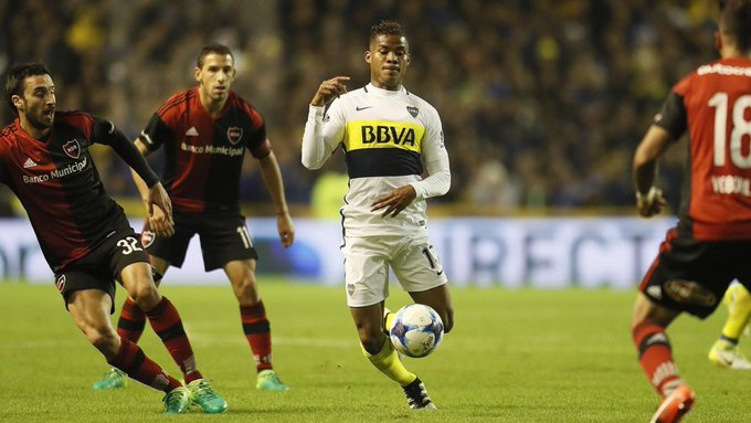It is true that we were contacted by an English club for a player of Boca and obviously he could leave in December: the player is Wilmar Barrios. #THFC 🗣 Boca Juniors president Daniel Angelici Foto