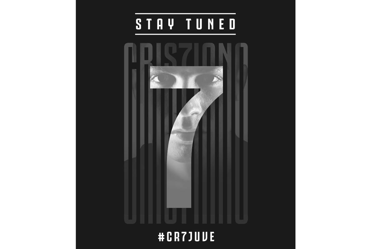 16.07.18 @Cristiano sta arrivando.  #CR7JUVE