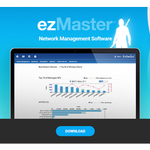 Image for the Tweet beginning: New feature! The ezMaster network