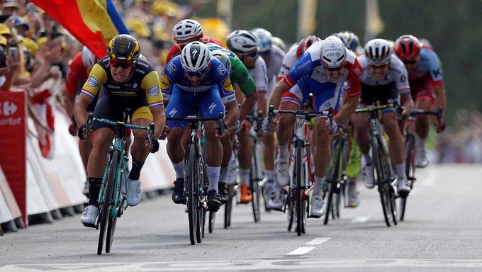 Tour de France : le sprinteur Groenewegen ressuscite à Chartres Photo