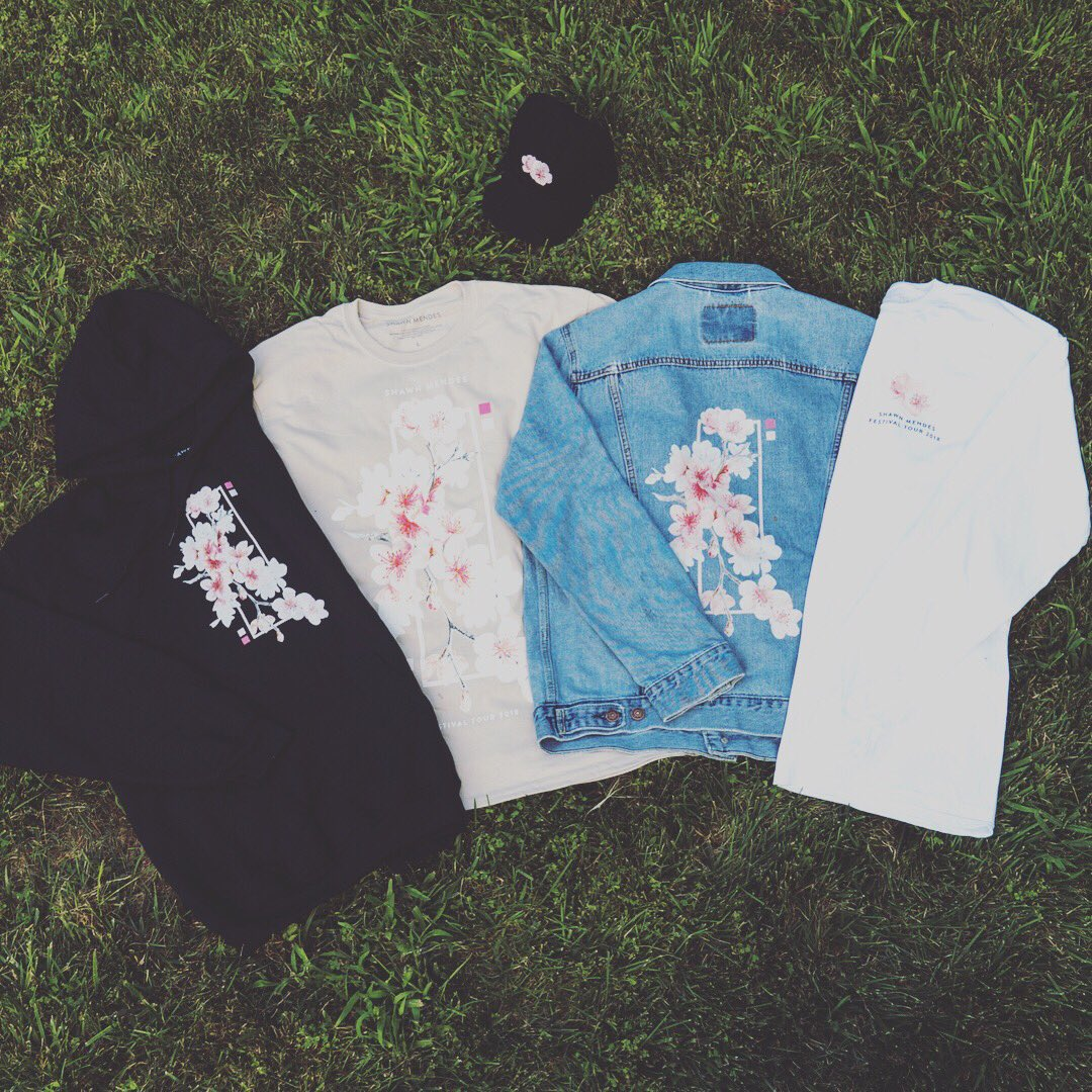 8aea4c7936 Festival tour merch collection now available online at - scoopnest.com