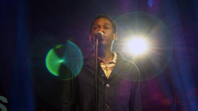 Soundcheck mit @leonbridges Der Retro-Soul-Sänger heute Abend auf der aspekte-Bühne mit Beyond #aspekte ab im @ZDF Foto