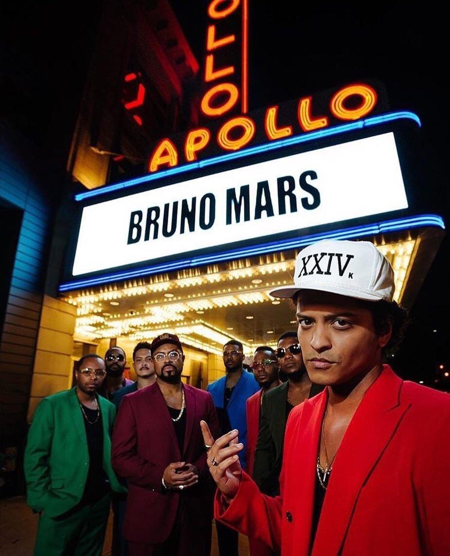 Bruno Mars top tweets