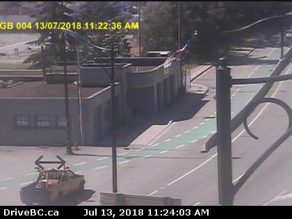 #LionsGateBridge the highway camera has been moved. I hope this does not imply that the person has jumped from the bridge. Life is worth living. Help is always available. #SuicidePrevention Photo