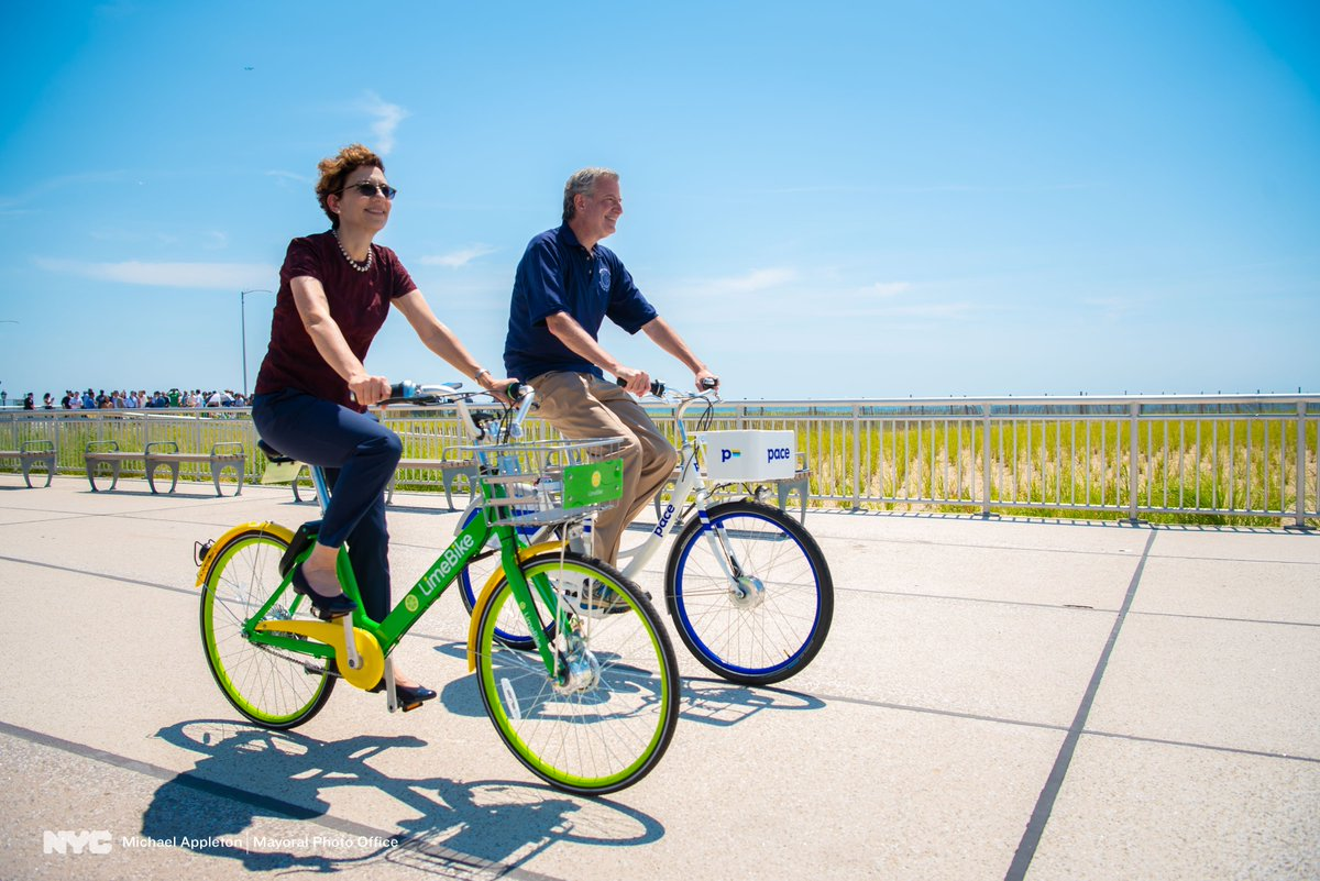 The Rockaways are always rockin' in the summer, but now they're ready to roll!