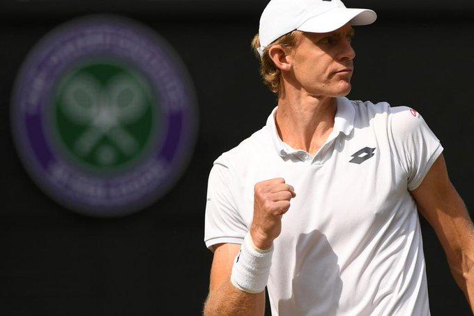 ¡¡¡¡Terminó la semifinal más larga de la historia de Wimbledon!!!! Kevin Anderson jugará la final al derrotar a John Isner en un partido que parecía que nunca iba a acabar: 7-6, 6-7, 6-7, 6-4 y ¡26-24! #Wimbledon Photo
