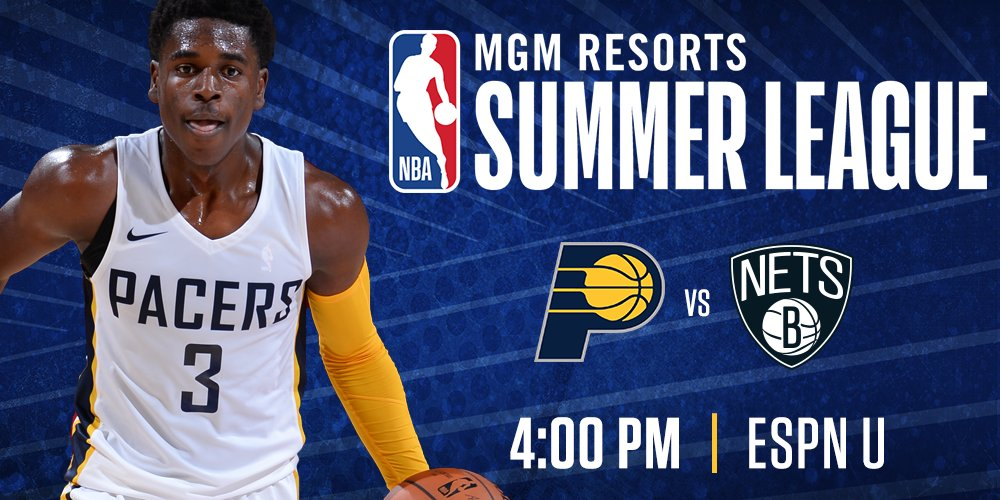 Our run in 2018 Summer League concludes today at 4p ET on ESPN U ☀️�� https://t.co/BN6LkXClFz