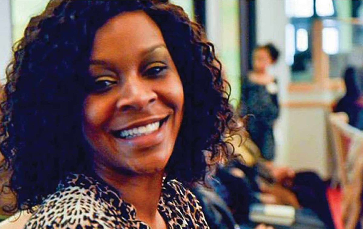 #SayHerName: On this day three years ago, our beloved sister Sandra Bland died in police custody three days after she was stopped, arrested and jailed for a broken tail light.