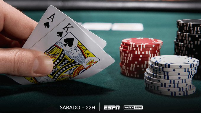MESA FINAL! Daqui a pouco, acompanhe o Main Event da World Series of Poker, AO VIVO, às 22h, na ESPN e WatchESPN! #WSOPnaESPN Foto