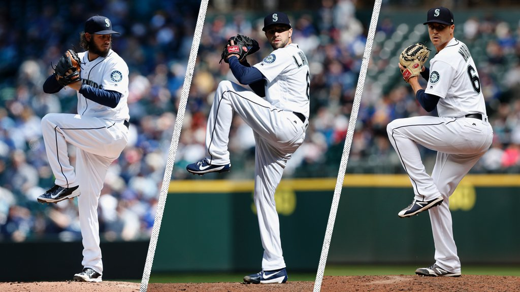 #Mariners recall Christian Bergman and Casey Lawrence, and select Mike Morin. Seattle options Gordon Beckham and Nick Rumbelow to AAA Tacoma. Seattle places James Paxton on the 10-day DL with lower back inflammation. Read: bit.ly/2mgAqsh