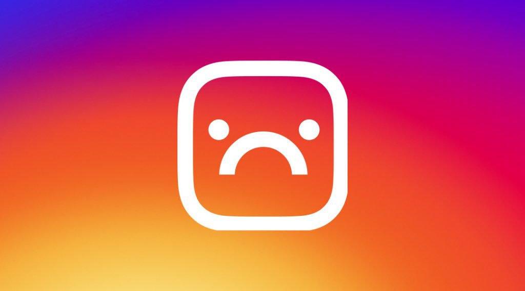 fallos en facebook e instagram