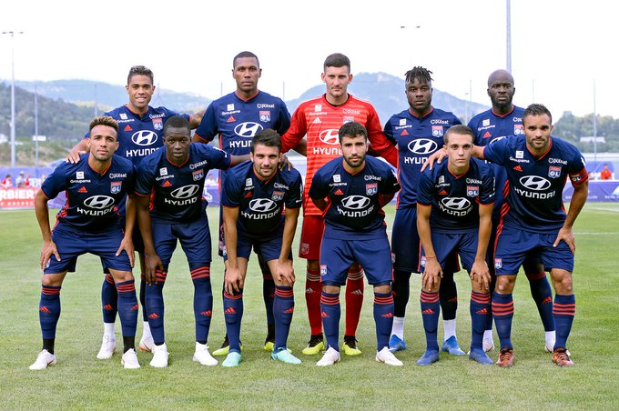 📸 First game of the preseason, first time wearing the new blue away kits 👌🔴🔵 #SIONOL Photo