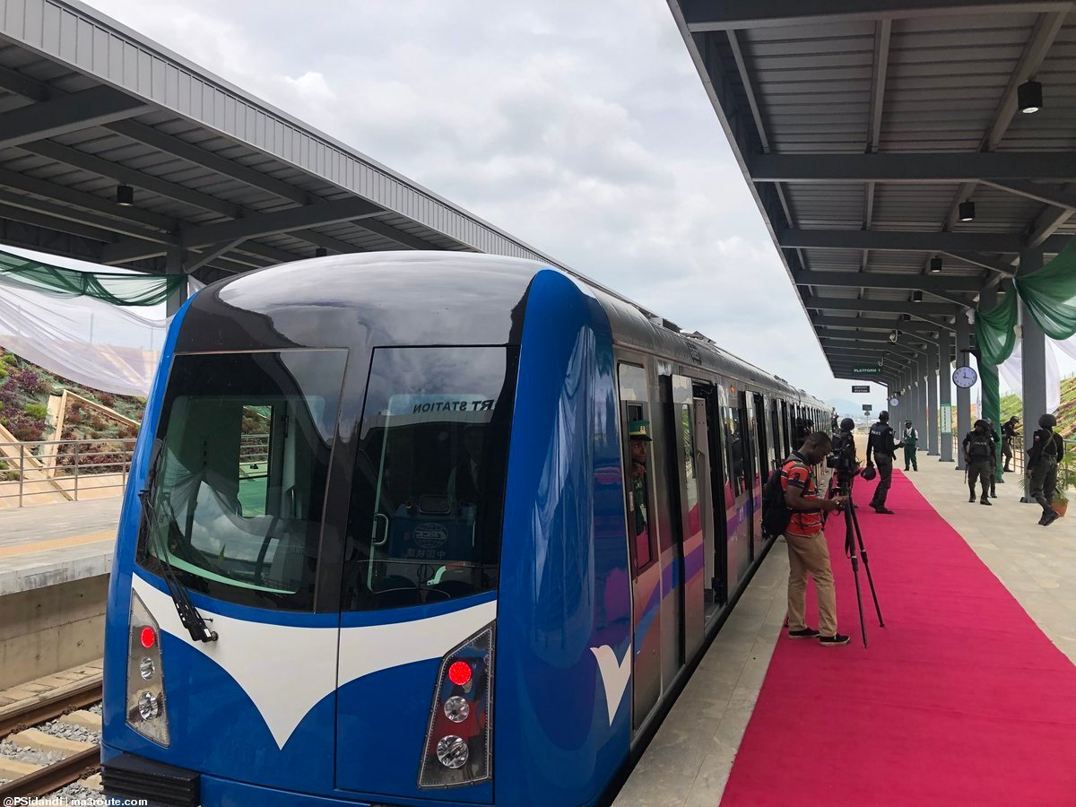A large light rail in the Nigerian state of Kano will be built by a Chinese company 81