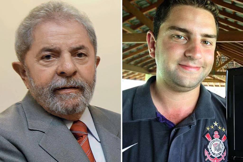 Em depressão, filho de Lula só sai de casa para visitar o pai preso https://t.co/n81s6CkhMM