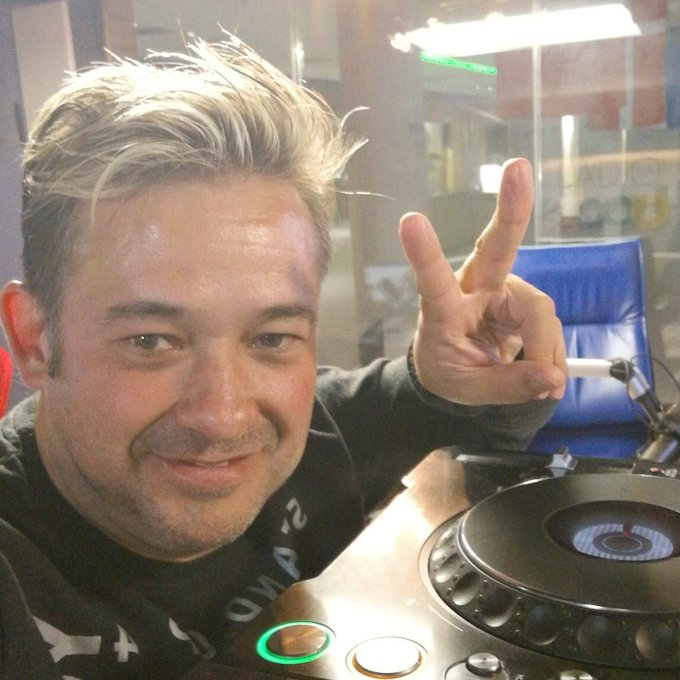 Turn up your radio loud cos your favorite weekend man @djshawnyb is in the mix until midnight Photo