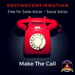 "WE NEED ACTION and WE NEED IT NOW! Starting now we are asking you to call your US Senate office for thirteen hours daily, every hour and thirteen minutes, for the entire day. We must send a strong message, ""No confirmation until after the Midterms"" #DSTNOCONFIRMATION #TheEast"