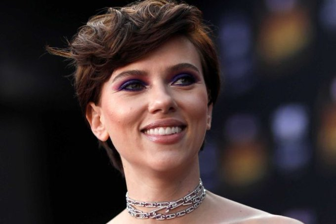 Scarlett Johansson quits transgender role after LGBT backlash Pic: Reuters Foto