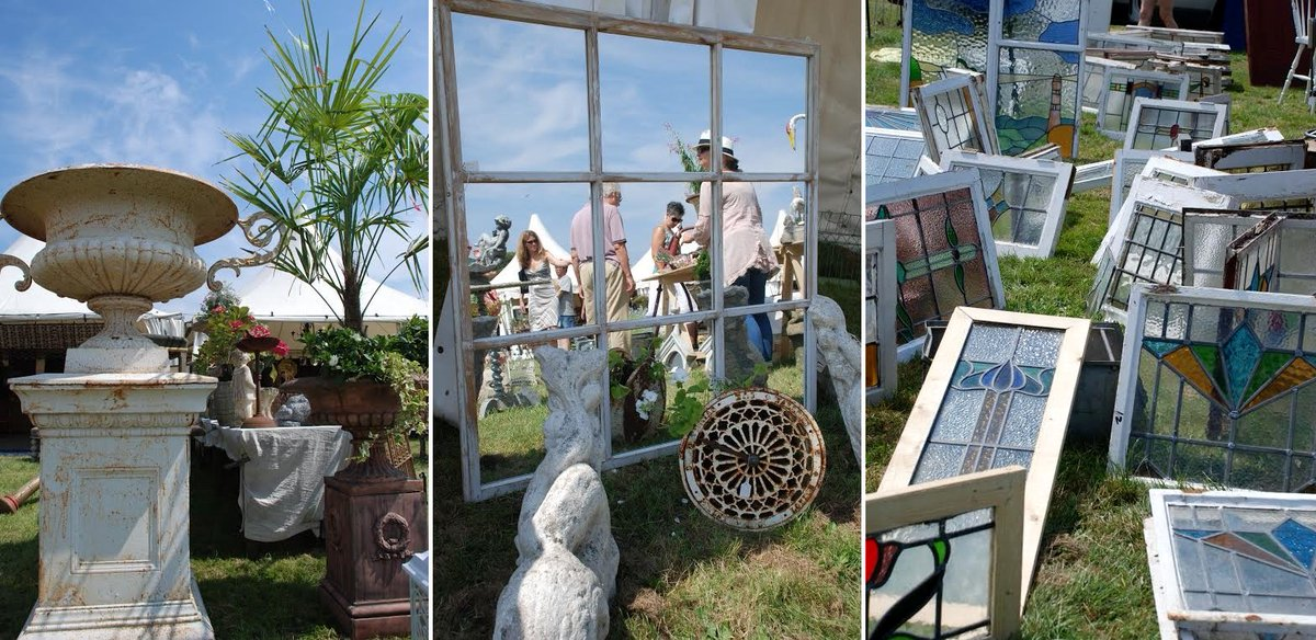 RT @antiques_atlas On all weekend in Guildford, #Surrey - Losely Park Decorative Home and #Salvage Show - 10am-5pm. @asfairs @LoseleyPark architectural #salvage, #reclaimed materials, garden statuary, modern and decorative #antiques and #furnishings. https://t.co/kPb8shGm1i