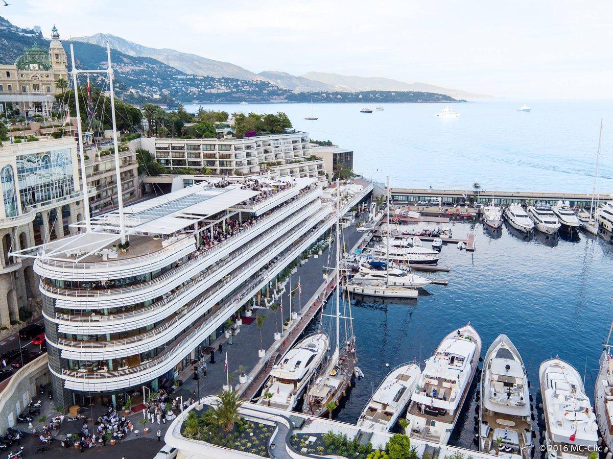 Monaco Blue Initiative And Blue Economy