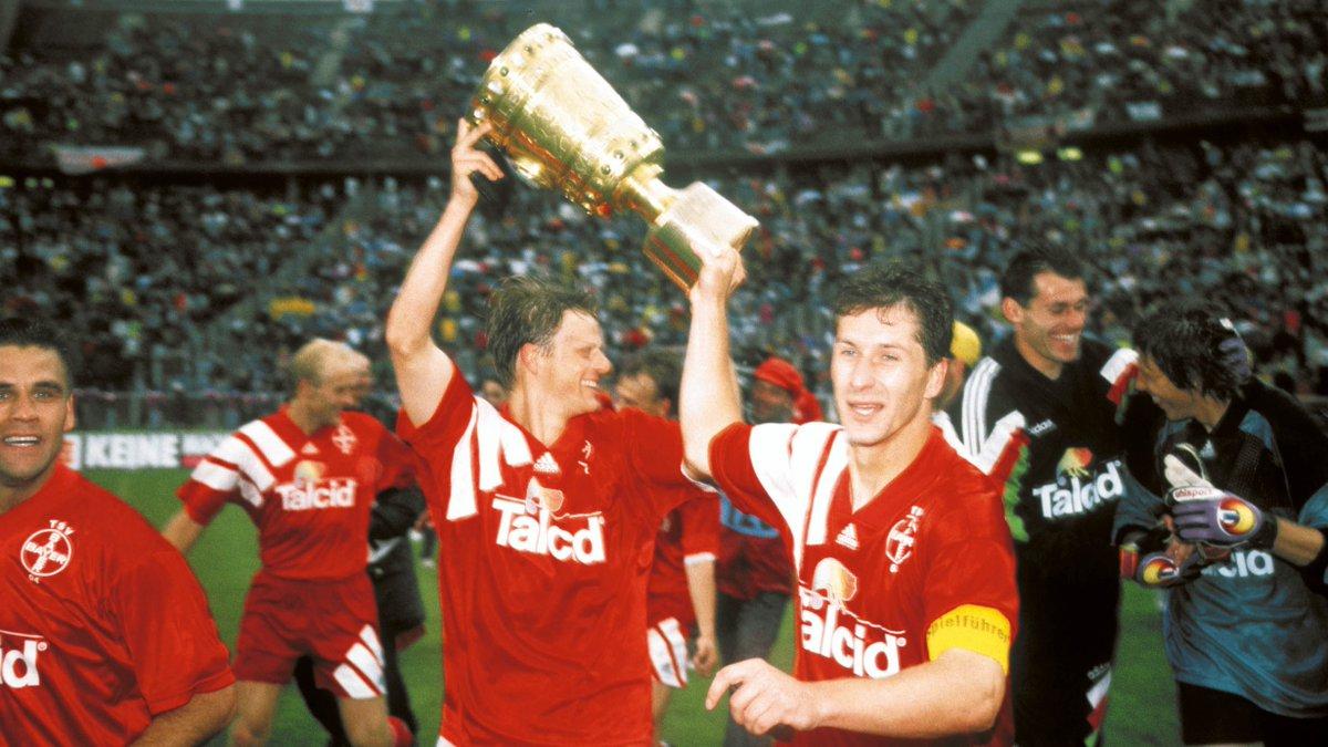 Dfb Pokal 1993