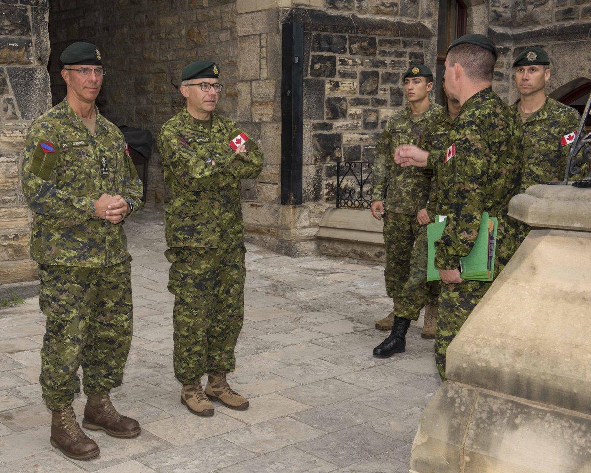 Canadian army facebook