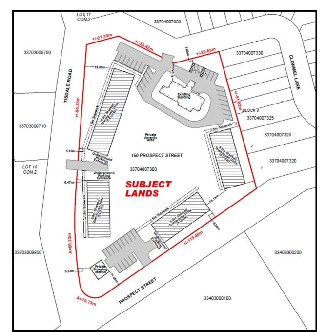 Development of townhouses, B&B, special events proposed for #PortDover property #NorfolkCounty Photo