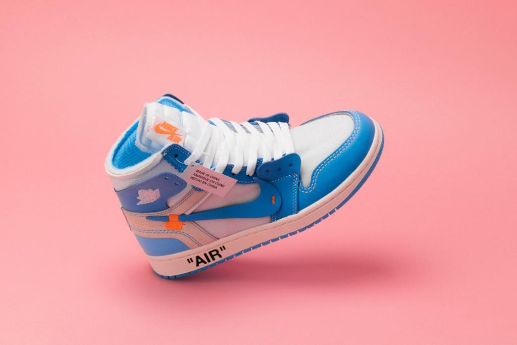 air jordan 1 off white blue stockx