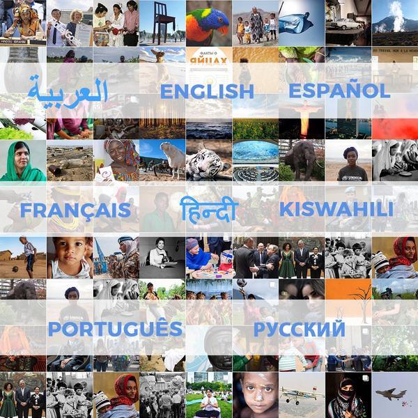 Bienvenue @UNinHindi dans la famille de l'ONU !  Découvrez d'autres comptes multilingues sur @twitter : Arabic @UNarabic Kiswahili @RedioYaUM Portuguese  Russ@RadioONUian  Spanish @UnitedNationsRU@ONU_es