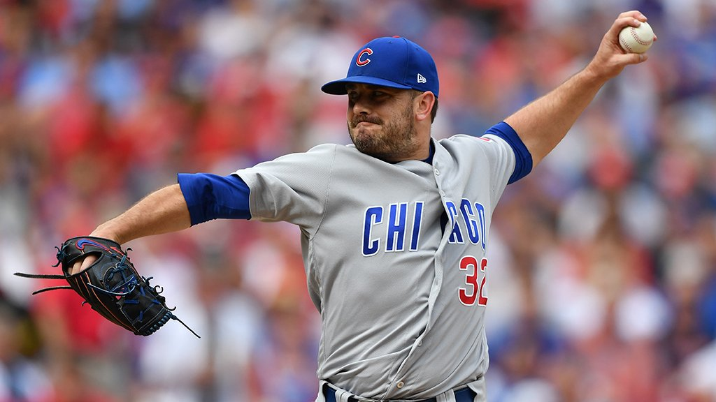 The #Cubs today activated LHP Brian Duensing off of the 10-day DL. RHP Luke Farrell has been optioned to @IowaCubs.<br>http://pic.twitter.com/ZQdmfpOnd1