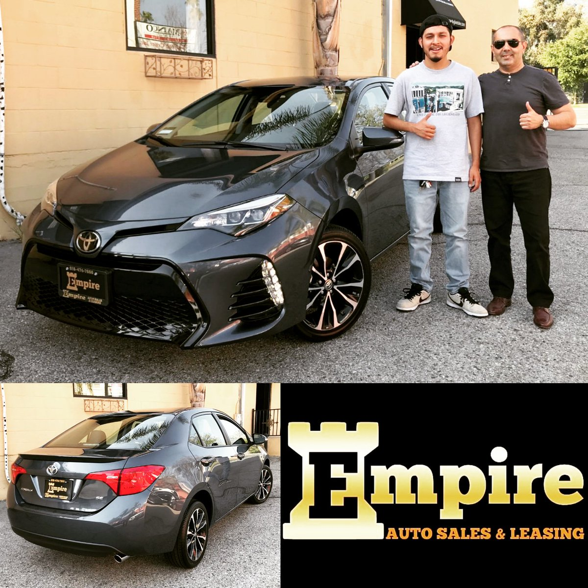 Empire Auto Sales >> Empire Auto Sales On Twitter Empireauto New Car Lease