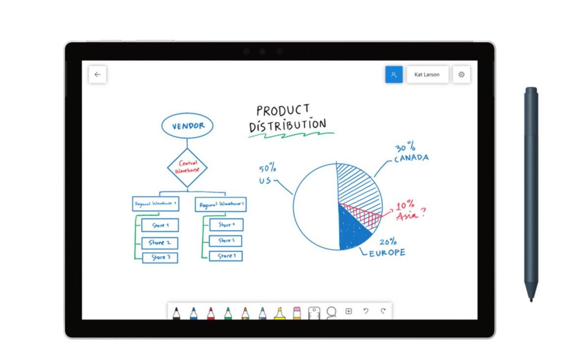Microsoftのホワイトボードアプリ「Whiteboard」が正式リリース。iOSでも、もうすぐ使えるように! #ソフトウェア #マイクロソフト #マイクロソフト製品 https://t.co/Xp5hJj2ULk